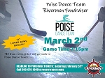 Poise Dance Team Rivermen Fundraiser