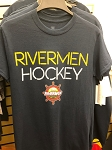 May Merchandise Madness Sale - Rivermen Hockey Neon Tee