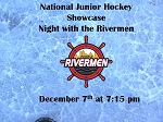 National Junior Hockey Showcase 12/7