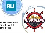 Rivermen Discount Tickets for RLI Employees
