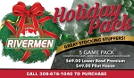 Rivermen Holiday Voucher 5 Pack