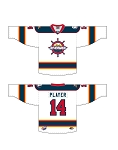 2017-18 Rivermen Replica Youth Jerseys