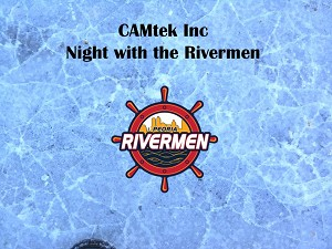 CAMtek Inc Night with the Rivermen