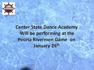 Center Stage Academy Of Dance 1/26