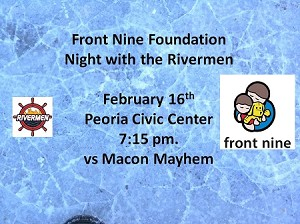 Front Nine Foundation Night with the Rivermen 2-16