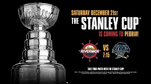 PYHA SPECIAL Stanley Cup Night 12/21