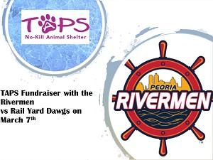 T.A.P.S. Night with the Rivermen