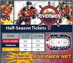 Peoria Rivermen Half-Season Ticket Plan