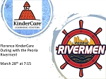 Florence KinderCare Night Out with the Rivermen
