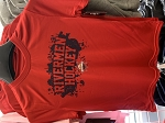 Youth Red Performance Rivermen Tee