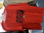 Youth Red Rivermen Hockey Tee