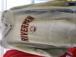 Youth Grey Rivermen Hood