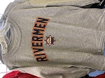 Youth Grey Rivermen Long Sleeve