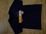 Navy Rivermen Hockey Wheel T-shirt
