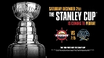Springfield Hockey SPECIAL Stanley Cup Night 12/21