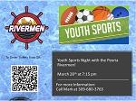 Youth Sports Night- 3/28