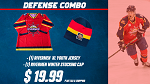 Rivermen Youth XL Jersey and Stocking Cap Combo