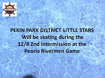 Pekin Park District Little Stars  12/8