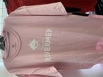 Youth Pink Peoria Rivermen Tee
