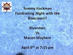 Tommy Hackman Fundraiser
